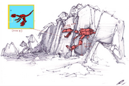 Dino concept art
