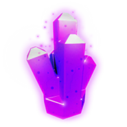 Maelstrom crystal