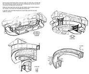 Lu monastery sketches 3