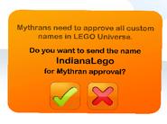 Beta Custom Name