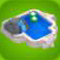Treehouse Ground Rock Pool Model