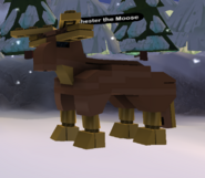 Chester The Moose