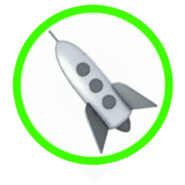 Icon rocket launcher