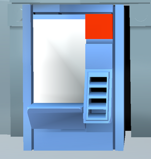 Nexus Tower Model Vending Machine