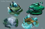 Waterterrain