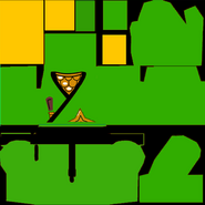 Torso ninja-gardener