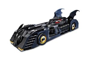 7784 The Batmobile- Ultimate Collector's Edition