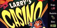 Leisure Suit Larry's Casino (cd-rom)