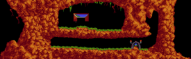 Lemmings FunLevel1