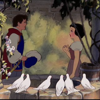 Le prince blanche neige disney wiki fandom powered - Blanche neige et son prince charmant ...