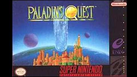 Paladin's Quest Super Nintendo Complete Soundtrack OST
