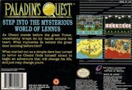 Paladin's Quest Box Art Under