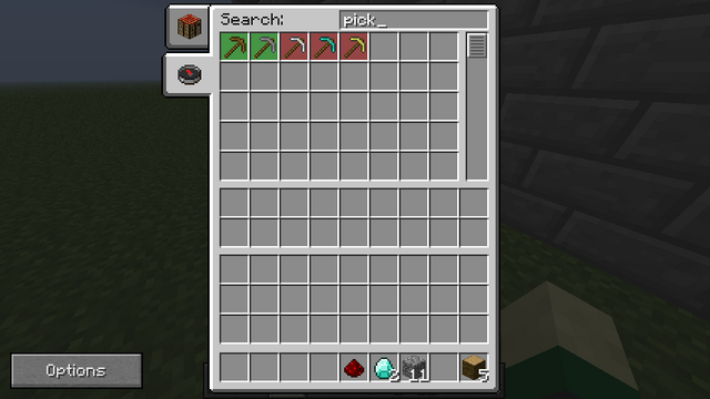 File:Easy Crafting Table (Searched).png