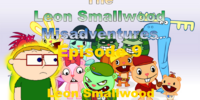 Leon Smallwood Watches Happy Tree Friends