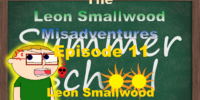 Leon Smallwood Goes to Summer School