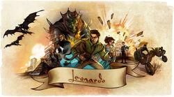 Leonardo - The Game