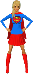 Supergirl Alpha 6