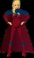 Supergirl RedBlu Pregosuit 6