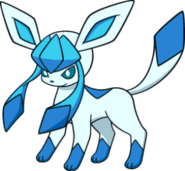 Shiny Glaceon DW