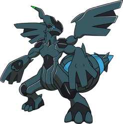 644 Zekrom Activated DW Shiny