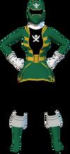 Gokai Green F2