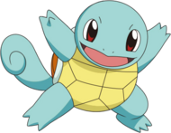 007 Squirtle XY