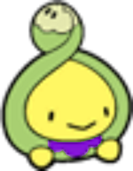 406 Budew DW Doll Shiny