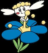 Flabébé Blue Flower DW