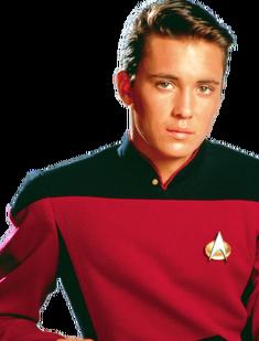 Wesley Crusher Ensign