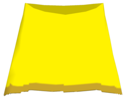 SMF Yellow Skirt