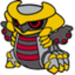 487 Giratina Altered DW Doll