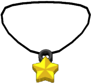 Wishing Star KH Pendant1F