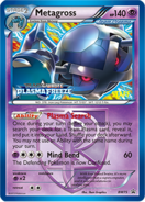 Metagross P-BW75