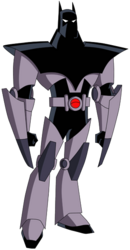 Batman Armor DCAU