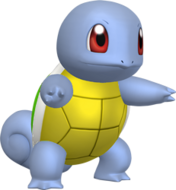 007 Squirtle 3D Shiny