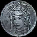 Rikku Coin Silver
