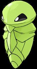014 Kakuna Shiny