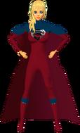 Supergirl RedBlu Suit 5