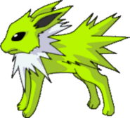 Shiny Jolteon OS2
