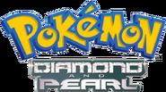 Diamond and Pearl Logo