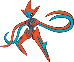 386 Deoxys Attack DW PCrystal
