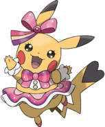 025 Pikachu Pop Star Shiny