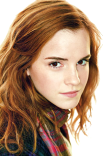 Hermione Granger close-up