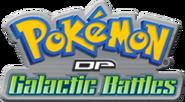 DP Galactic Battles Logo