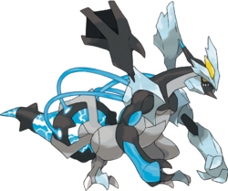 646 Kyurem Black Activated