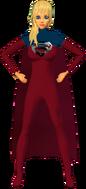 Supergirl RedBlu Suit 1