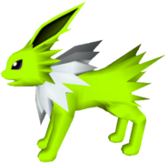 Shiny Jolteon PP