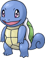 007 Squirtle RT2 Shiny
