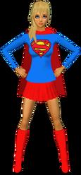 Supergirl Alpha 9