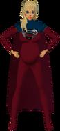 Supergirl RedBlu Pregosuit 1